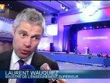 L'unité de l'UMP menacée après la défaite de Nicolas Sarkozy à l'élection présidentielle