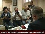 BELEDİYE BAŞKANIMIZ MUSTAFA BELUR'UN HACİZ İLE ALAKALI BASIN AÇIKLAMASI - Dailymotion video