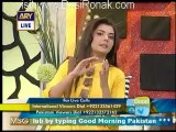 Good Morning Pakistan - 7th May 2012 part 3 High Quality