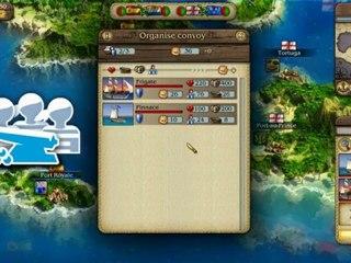 Tutorial No. 2 - Ships, Convoys and Bat de Port Royale 3