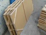 Fabrication et entretien des tables en marbre