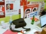 Soirée Front de Gauche Marseille Centre Elections Présidentielles 2012 22 avril