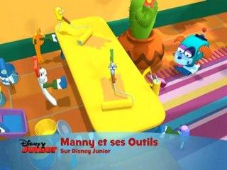 Disney Junior - Manny et ses Outils