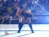 Rikishi vs Val Venis at King of the Ring 2000