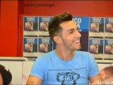 Marco Carta a Radio Italia intervistato da Paola Gallo
