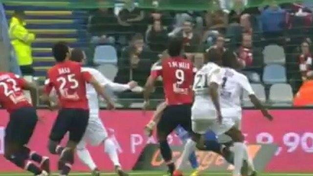 Lille keep title hopes alive
