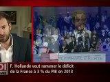 RDI Économie - Entrevue avec Mathieu Plane