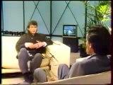 Daniel Balavoine-Interview  Sauver l amour   à l émission  Zénith  (1985)
