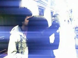 La chica que chupa el semáforo