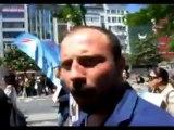 1 MAYIS 2012 / GÜRCÜLER,LAZLAR,ÇERKESLER BİRLİKTE...