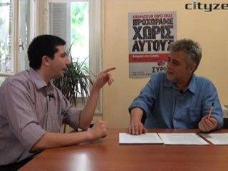 ΣΥΡΙΖΑ: Ζητάμε ψήφο ανοχής για κυβέρνηση αριστεράς