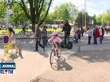 La campagne s'invite dans le centre-ville de Liège, pour un dimanche sans voitures. - Sujet par sujet - RTL Vidéos