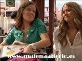Malena en BuenAgente - 2x08 (1ª parte)