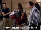 Malena en BuenAgente - 2x08 (2ª parte)