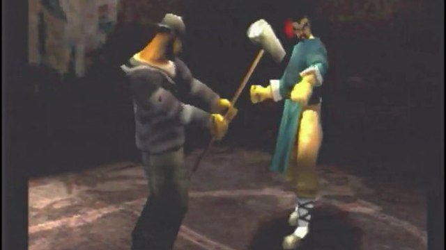 Classic Game Room reviews WU TANG SHAOLIN STYLE for PS1