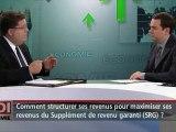 RDI Économie - Entrevue avec Martin Dupras
