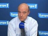 """Juppé : """"pas de fracture"""" à l'UMP"""