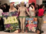 Lady Gaga Receives Hair-Raising Reception in Japan