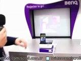 CeBIT 2012 Ben Q GP2