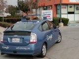 Google teste une voiture qui se conduit toute seule