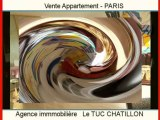 Achat Vente Appartement PARIS 75015 - 104 m2