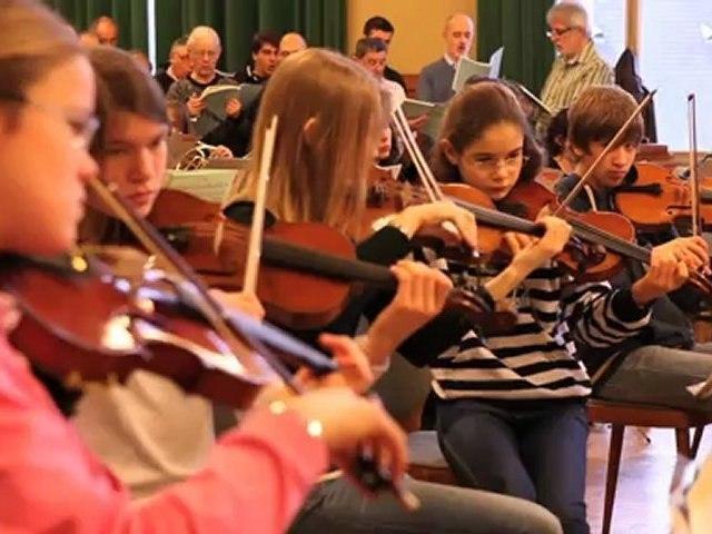 Chartres: le Conservatoire se frotte à Berlioz.