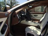 BMW 6 Series Gran Coupe 640i Interior Design