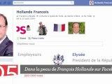 Top 5 : du Facebook de Hollande à un surprenant accident de voiture