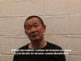 Tan Dun et les compositeurs occidentaux