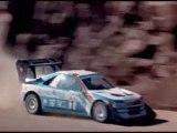 Course d'Ari Vatanen à Pikes Peak