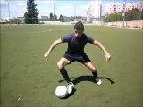 Kevin entraînement foot