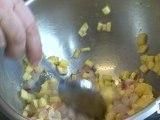 Cuisine : Recette : tartare de daurade royale à l'ananas