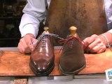 Beauté mode : Lacer ses chaussures de ville