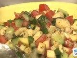 Cuisine : Recette de salade tunisienne