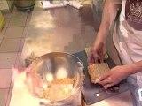 Cuisine : Recette de toast frits aux crevettes