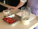 Cuisine : Recette de coulis de fraises au poivre vert