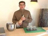 Cuisine : Recette de mousse au chocolat au lait