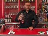 Cuisine : Recette cocktail de cognac et liqueur de menthe