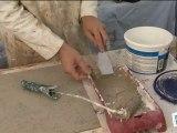 Déco Brico Jardinage : Faire un enduit décoratif badigeon