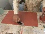 Déco Brico Jardinage : L'enduit décoratif façon peinture stucco