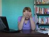 Santé Bien-être : Reposer les yeux fatigués par l'ordinateur