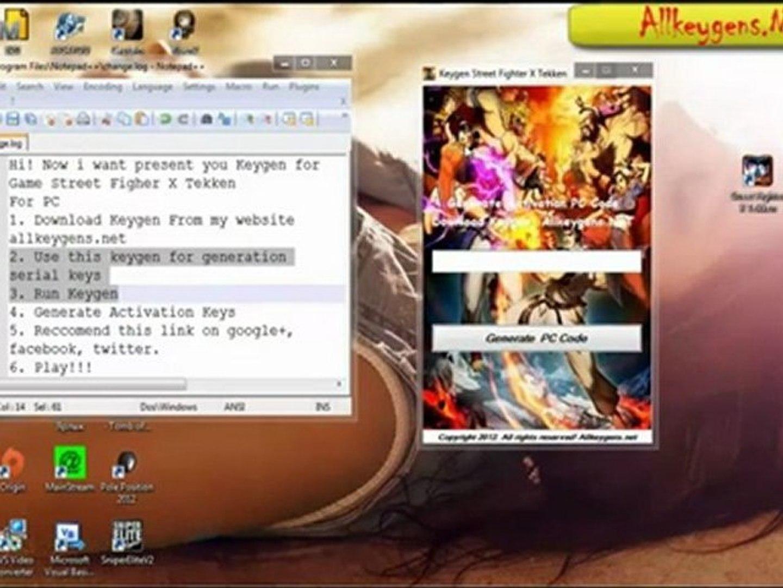 7 download pc tekken key license free License Key