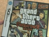 Classic Game Room - GRAND THEFT AUTO CHINATOWN WARS review pt1