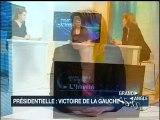 Spéciale Présidentielle - Estelle Rodes réagit à la victoire de François Hollande
