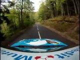 Caméra embarquée équipage KREYER-PFEMMERT rallye plaine et cimes 2012 ES 2