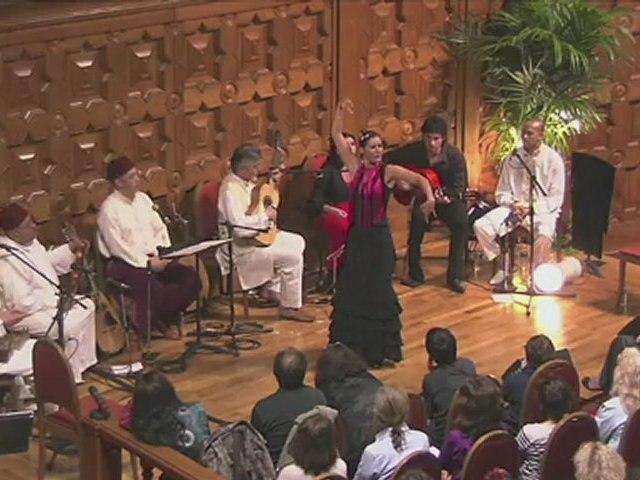 Concert Arabo-Andalouse et Flamenco- Samedi 28 avril 2012