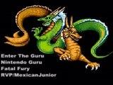 Fatal Dragon (AMV Fatal Fury)