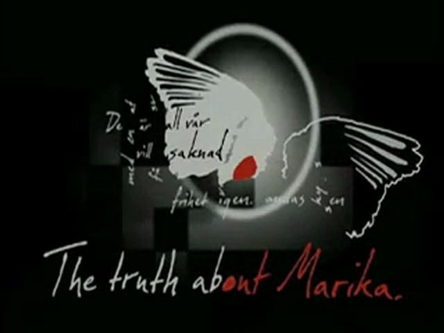The Truth About Marika - Participative drama series - Case Study