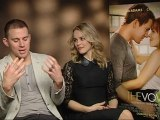 The Vow - Exclusive Interview With Channing Tatum and Rachel McAdams