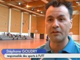 Le futsal universitaire à l'UTT (Troyes)